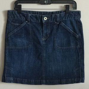Calvin klien Jean Skirt!! Size-10
